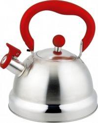 Чайник со свистком Con Brio CB-411 Red