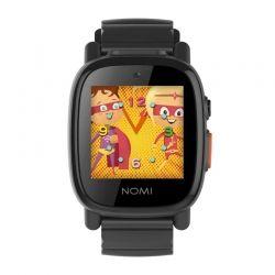 Детские смарт-часы Nomi Kids Heroes W2 Black (340919)