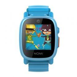 Детские смарт-часы Nomi Kids Heroes W2 Blue (340825)