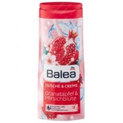 Гель для душа Balea Granatapfel & Pfirsichblute, 300 мл (Германия)