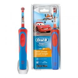 Зубная электрощетка Braun Oral-B Stages Power (D12.513.1/Type3757/97233076) Cars