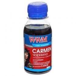 Чернила WWM Canon Universal Carmen (Cyan) (CU/C-2) 100г