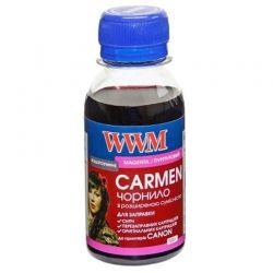 Чернила WWM Canon Universal Carmen (Magenta) (CU/M-2) 100г