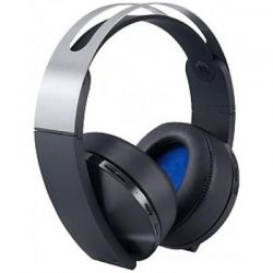 Гарнитура Sony PS4 Wireless Stereo Headset Platinum (9812753)