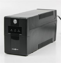 ИБП Maxxter MX-UPS-B650-01650VA, AVR, 2xShuko