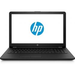 "Ноутбук 15"" HP 15-ra047ur (3QT61EA) Black, 15.6"" , глянцевый LED HD (1366х768), Intel Celeron N3060 1.6GHz, DDR3 2Gb, HDD 500Gb, Intel HD Graphics, noDVD, DOS"