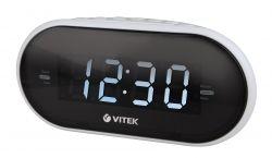 Радио-часы Vitek VT-6602 W