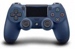 Геймпад беспроводной Sony PS4 Dualshock 4 V2 Midnight Blue (9874768)