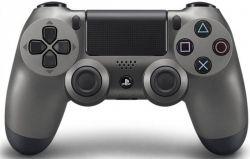 Геймпад беспроводной Sony PS4 Dualshock 4 V2 Steel Black (9357179)