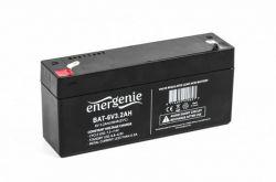 Батарея для ИБП 6В 3.2Ач EnerGenie BAT-6V3.2AH, 134х34х59,5 мм