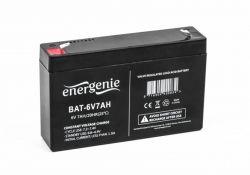 Батарея для ИБП 6В 7,0Ач EnerGenie, BAT-6V7AH, ШхДхВ 151x34.5x93.5