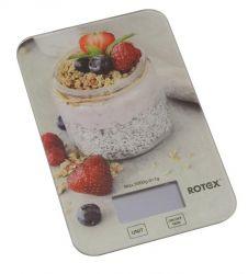 Весы кухонные ROTEX RSK14-P Yogurt