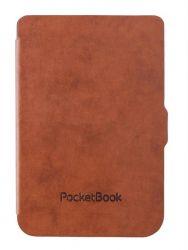 Чехол-книжка PocketBook Shell для PocketBook Touch Lux 3/Basic 3/Basic Touch 2/615+ Brown/Black (JPB626-2-LB-P)