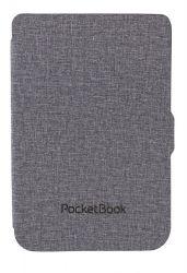 Чехол-книжка PocketBook Shell для PocketBook Touch Lux 3/Basic 3/Basic Touch 2/615+ Grey/Black (JPB626-2-GL-P)
