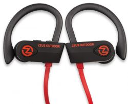 Bluetooth-гарнитура AirOn Zeus Outdoor Black