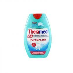 Зубная паста Theramed Pure Breath 2в1, 75 мл (Бельгия)