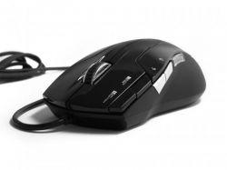 Мышь Flyper Deluxe FDG-19 USB, Black подарок