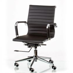 Кресло офисное Special4You Solano 5 artleather black