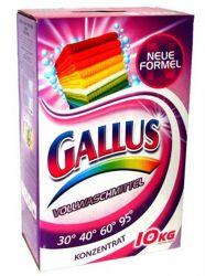 Стиральный порошок Gallus Vollwaschmittel Konzentrat, 10 кг (Германия)
