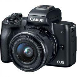Canon EOS M50 + 15-45 IS STM KIT Black (2680C060) <укр>