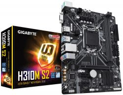 Материнская плата Gigabyte H310M S2 Socket 1151