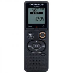 Диктофон Olympus VN-540PC 4GB Black (V405291BE000)