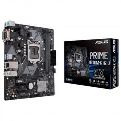 Материнская плата Asus Prime H310M-K R2.0 Socket 1151