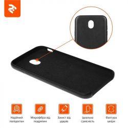 Чехол-накладка 2E для Huawei P Smart+ Black (2E-H-PSMP-17-MCPUB)_