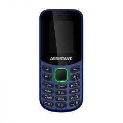 Assistant AS-101 Dual Sim Blue