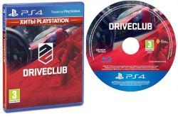 Игра DriveClub для Sony PlayStation 4, Russian version, Blu-ray (9422976)