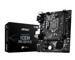 Материнская плата MSI 1151 H310M Pro-VDH