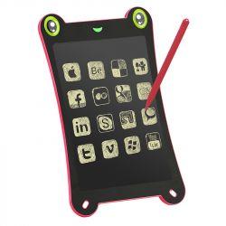 "LCD планшет для записей PowerPlant Writing Tablet 8.5"" Frog Shaped Pink (NYWT085CP)"