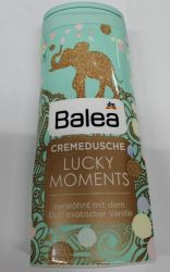 Гель для душа Balea Cremedusche Lucky Moments, 300 мл (Германия)