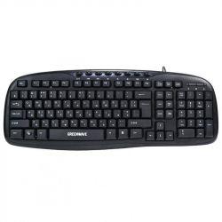 Клавиатура Greenwave KB-MM-801 (R0015248) Black USB