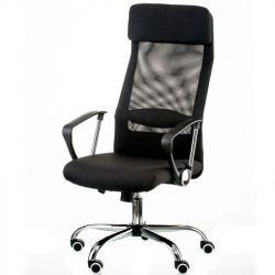 Кресло офисное Special4You Silba Black (E5821)