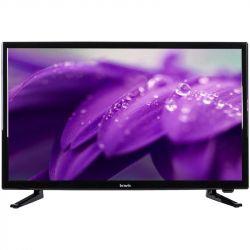 LED телевизоры 20-24 Bravis LED-22D1900 + T2 black