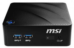 Неттоп MSI Cubi N 8 GL (002BEU-BN5000XX) Black