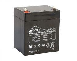 Аккумуляторная батарея Leoch 12V 4.5AH (DJW12-4.5) AGM