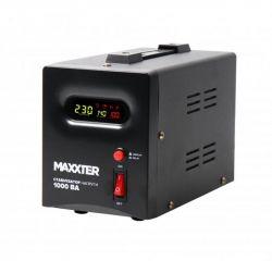 Стабилизатор Maxxter MX-AVR-S1000-01 1000VA