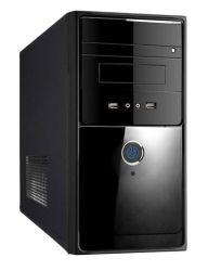 Корпус Delux MK260 Black 400W 8Fan