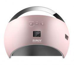 Лампа UV LED для маникюра Sunuv SUN 6 Pink 48W