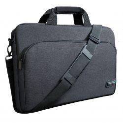 """Сумка для ноутбука 15.6"""" Grand-X SB-128, Black, нейлон"""