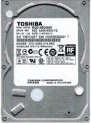 "Винчестер 2,5"" 500Gb TOSHIBA MQ01ABD050V (2.5"", 500GB, 8MB, SATA II-300), 7mm"