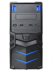 Корпус Ezcool MQ360B 400W Micro ATX