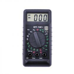 Мультиметр DT181, Black, компактный