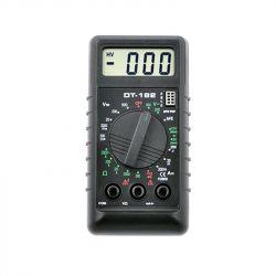 Мультиметр DT182, Black, компактный