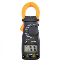 Мультиметр/токовые клещи DT3266L, Black/Orange