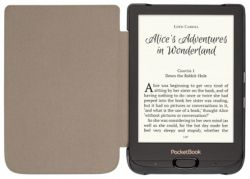 Чехол-книжка PocketBook Shell для Pocketbook 616/627/632 Bluish Grey (WPUC-627-S-BG)