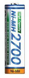Аккумулятор Panasonic High Capacity AA/HR06 NI-MH 2700 mAh OEM 1шт