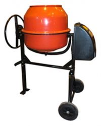 Бетономешалка Orange 160л (СБ 8160П)